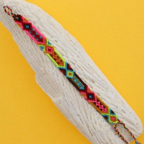 SALVADOR Bracelet Mexicain