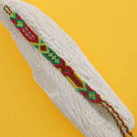 RAFAEL Bracelet Mexicain