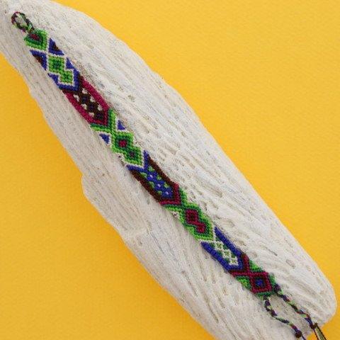 SEBASTIAN Bracelet Mexicain