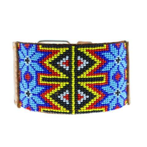 IXTENCO Collier Perles Mexicain