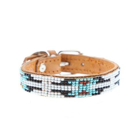 COMPOSTELA Collier Perles Mexicain