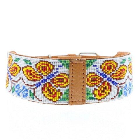 RUIZ Collier Perles Mexicain