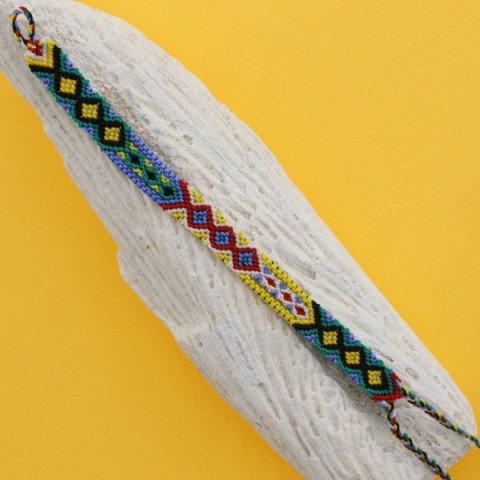 ZULEMA Bracelet Mexicain